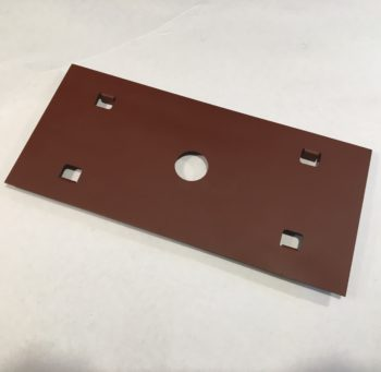 37 – 47 Battery Access Cover Plate
