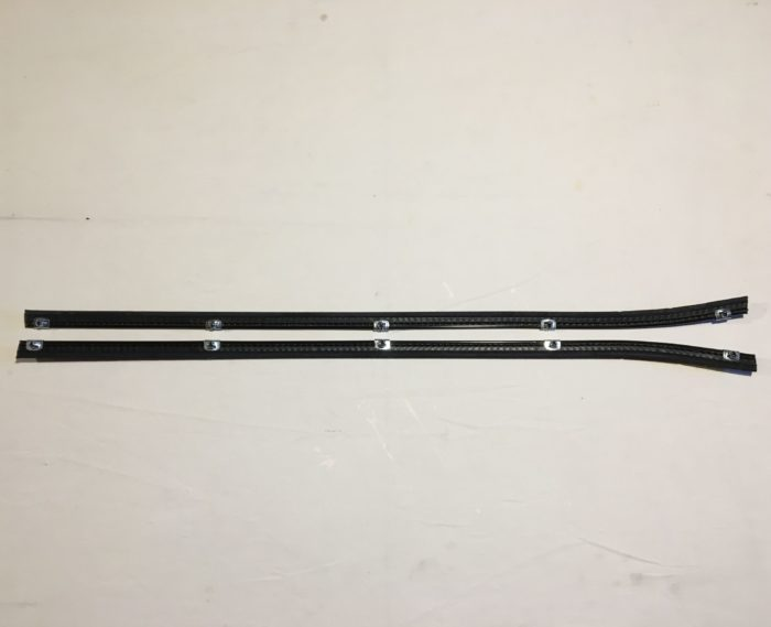 39-47 DODGE R_L DOOR WINDOW BRUSH SET
