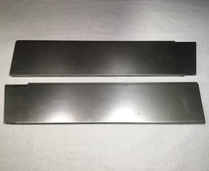 39-47 Dodge Truck Right and Left Rocker Panel set