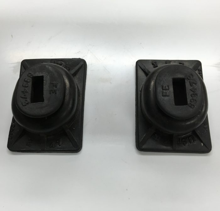 BRAKE DRAFT SEALS-1 EACH