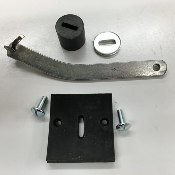 DOOR RESTRAINT-WITH PADS KIT