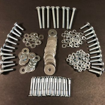 39-47 Dodge Truck Bed Bolt Kit