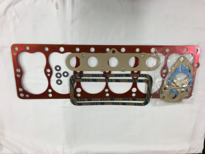 23 inch L6 head and intake exhaust gasket set
