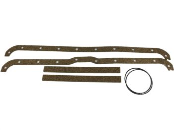 "23"" L6 Oil Pan Gasket Set"