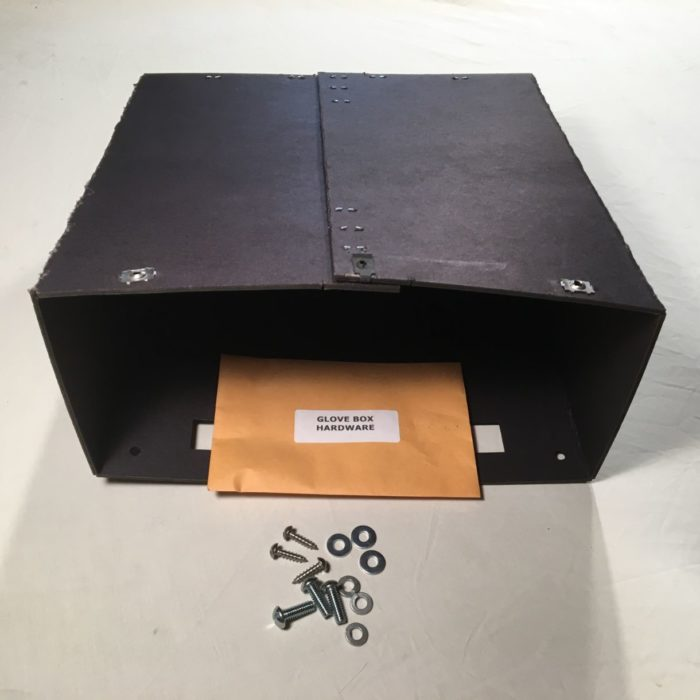 Glove Box LINER WITH HARDWARE