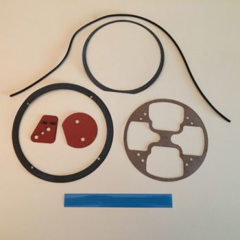 37-38 Dodge Truck Gauge Cluster Gasket Kit
