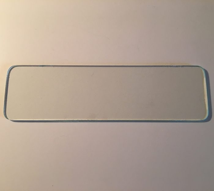 48-50 Dodge Truck Rectangular Gauge Glass