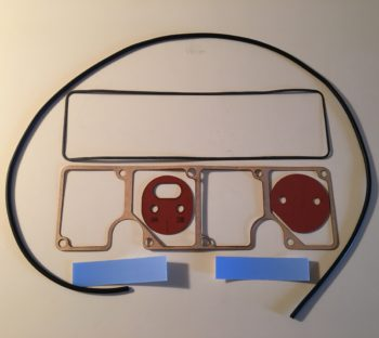 48-50 Dodge Truck Gauge Cluster Gasket Kit
