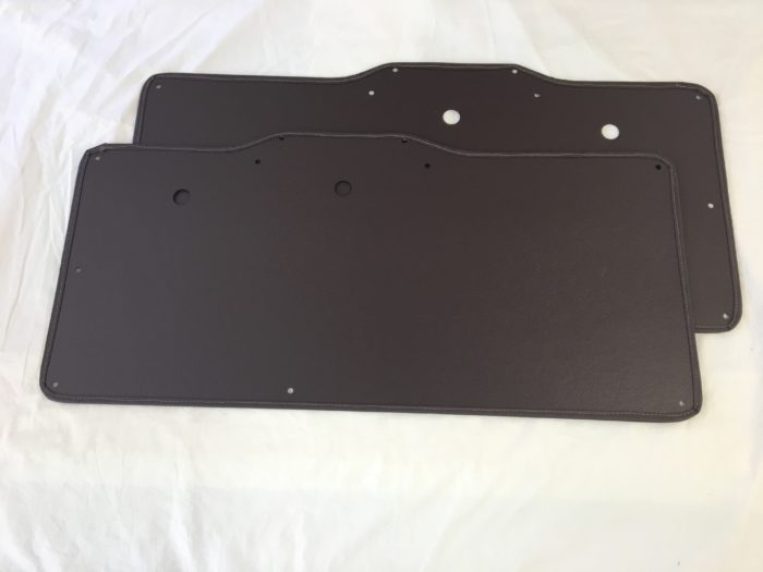 48-50 DODGE TRUCK DOOR PANELS