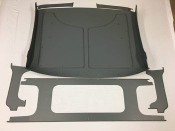 54-56 DODGE TRUCK INTERIOR KIT