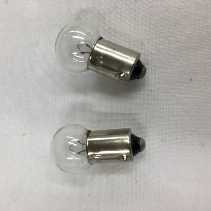 6V VDG55 DASH LIGHT SET OF 2EA