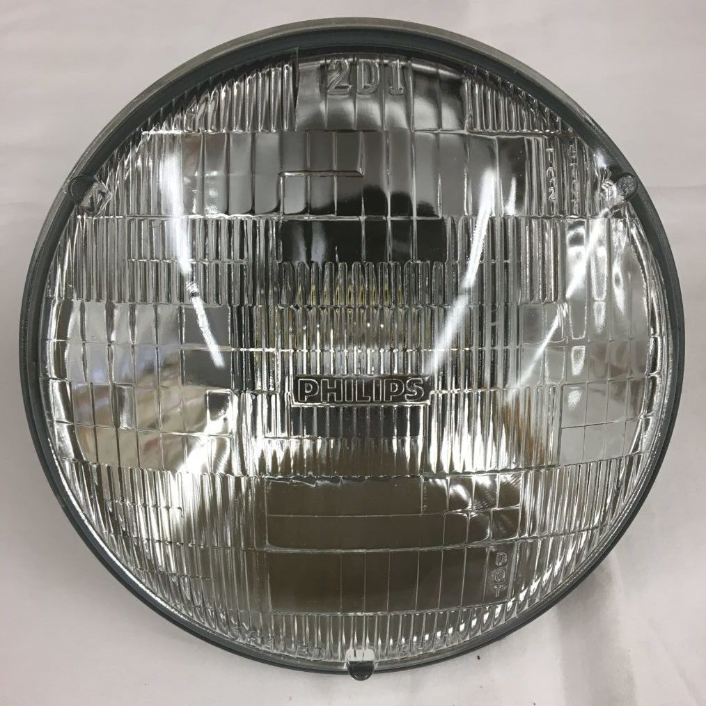 6V HIGH_LOW SEALED BEAM HEADLIGHT