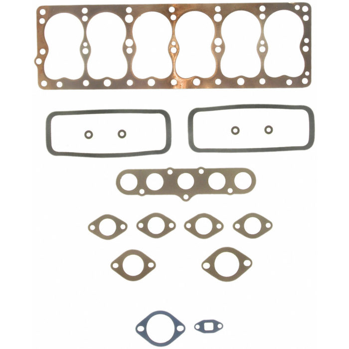 23 inch engine gasket set complete