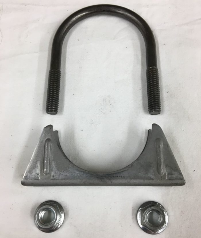 """1-7/8"""" exhaust pipe clamp"""