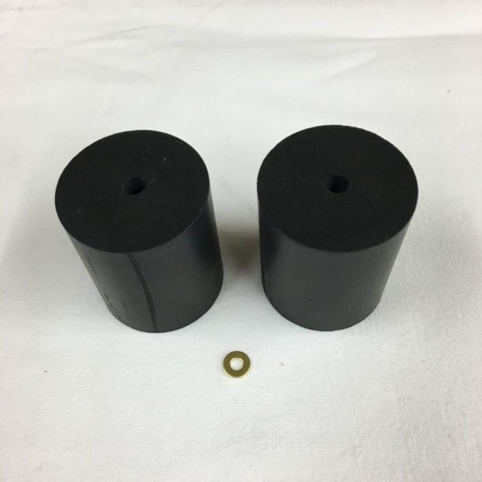 FUEL SENDER REPLACEMENT FLOAT_LOCK RING-BLACK SOLID PLASTIC