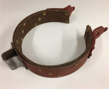 35′-47′ 1 Ton And 1.5 Ton Handbrake Band And Lining Assy