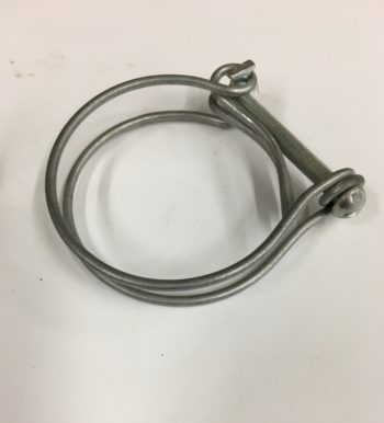 "1-1/4"" Wire Hose Clamp"