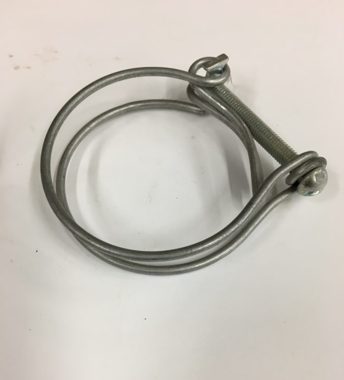 1-1/2 inch wire hose clamp