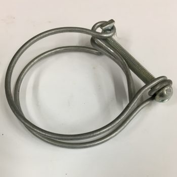 "1"" Wire Hose Clamp"