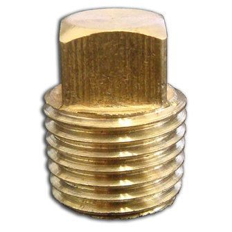 Brass Heater Bypass Plug – 1 Each