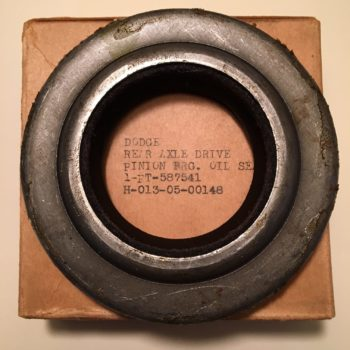 NOS 1.5 Ton Dodge Truck Rear Differential Pinion Seal