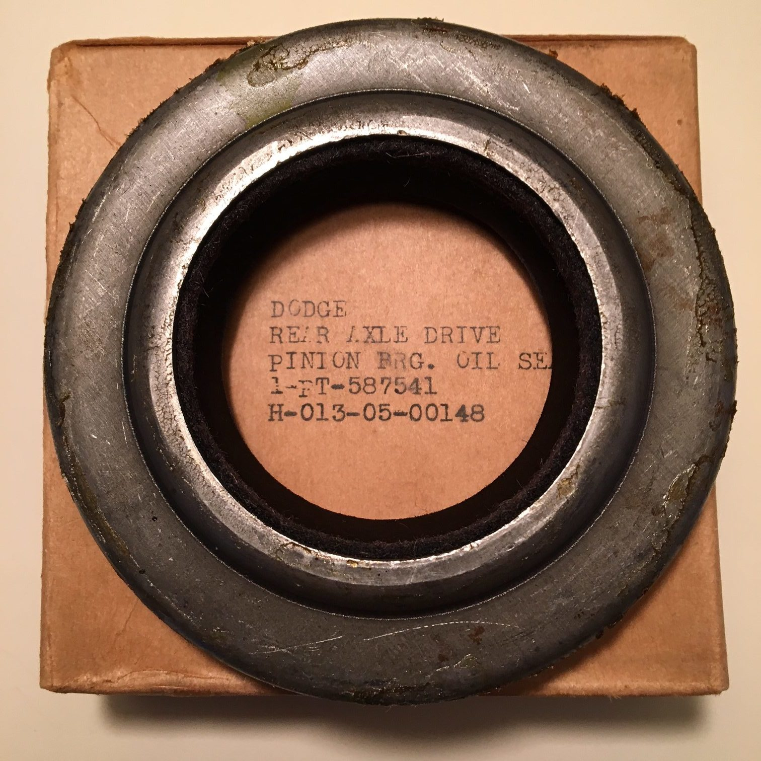1.5 Ton Dodge Truck Rear Differential Pinion Seal – NOS
