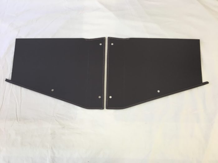 48-53 DODGE TRUCK COWL TRIM PANELS