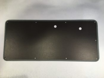 51-53 Dodge Truck Door Trim Panels -rectangular Door Panels