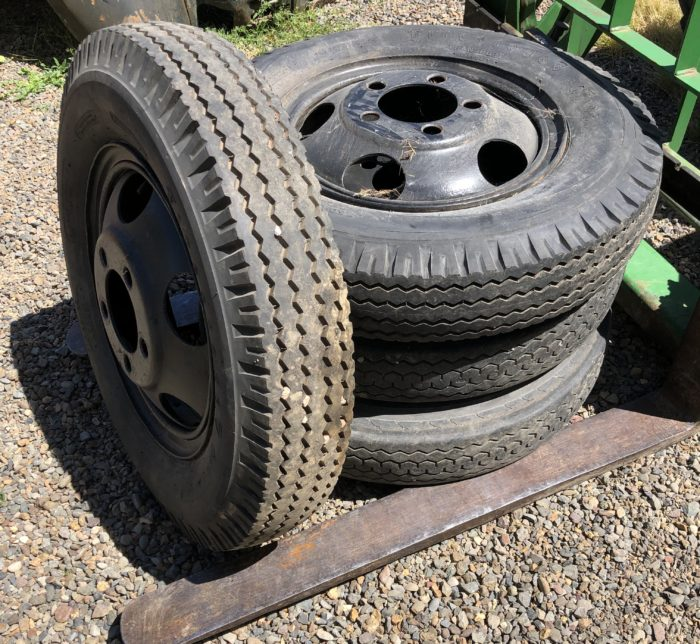 Used Dodge Truck Wheels