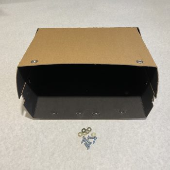 54-56 Dodge Truck Glovebox Liner With Hardware