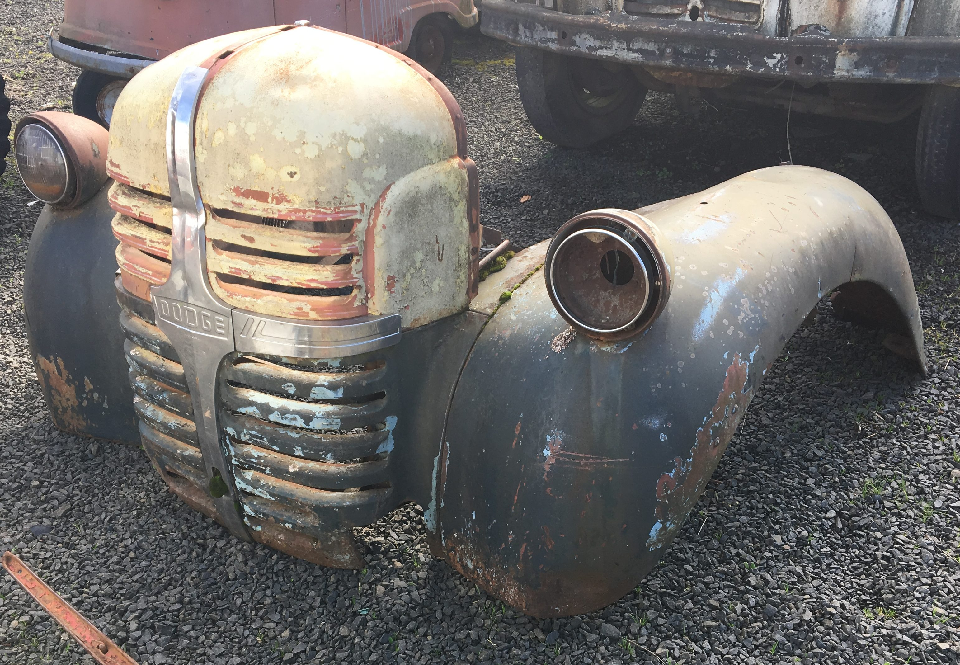 47 Dodge WH Front End – Used