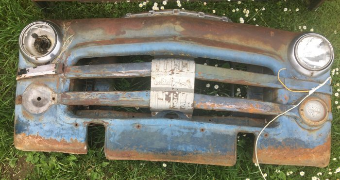 used 48-53 grilles
