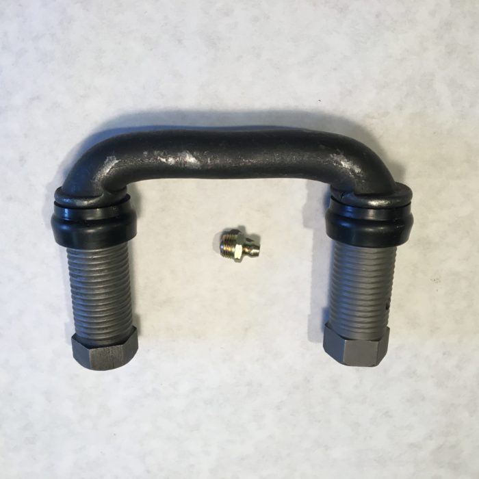 Rear Leaf Spring Silent U-Shackle-Left/Right
