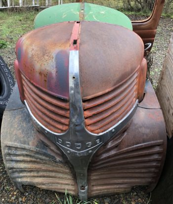 39-47 Used Dodge Radiator Cowls