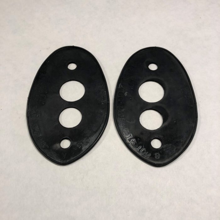 7 Headlight Pads - 1 pair
