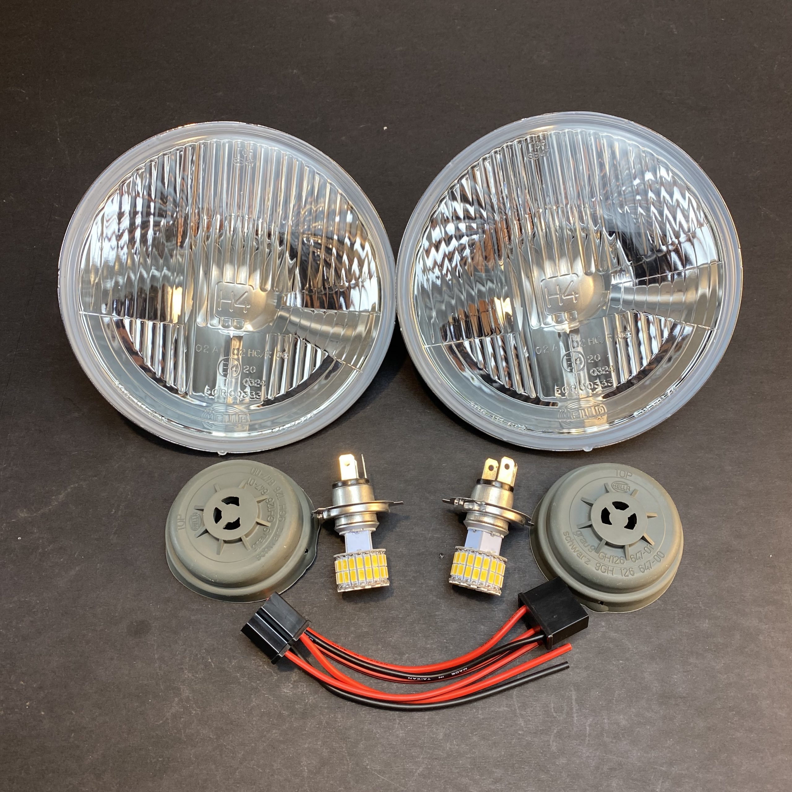 LED Headlight Conversion Package