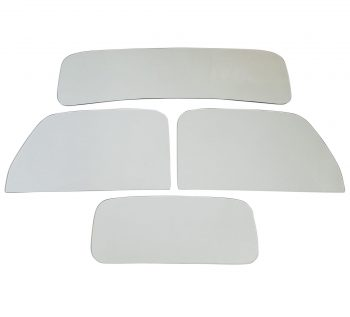 37-38 Dodge Truck Glass Package-Clear
