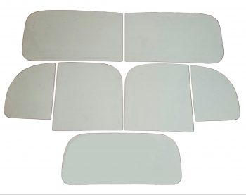 46-47 Vented Window Truck Glass Package