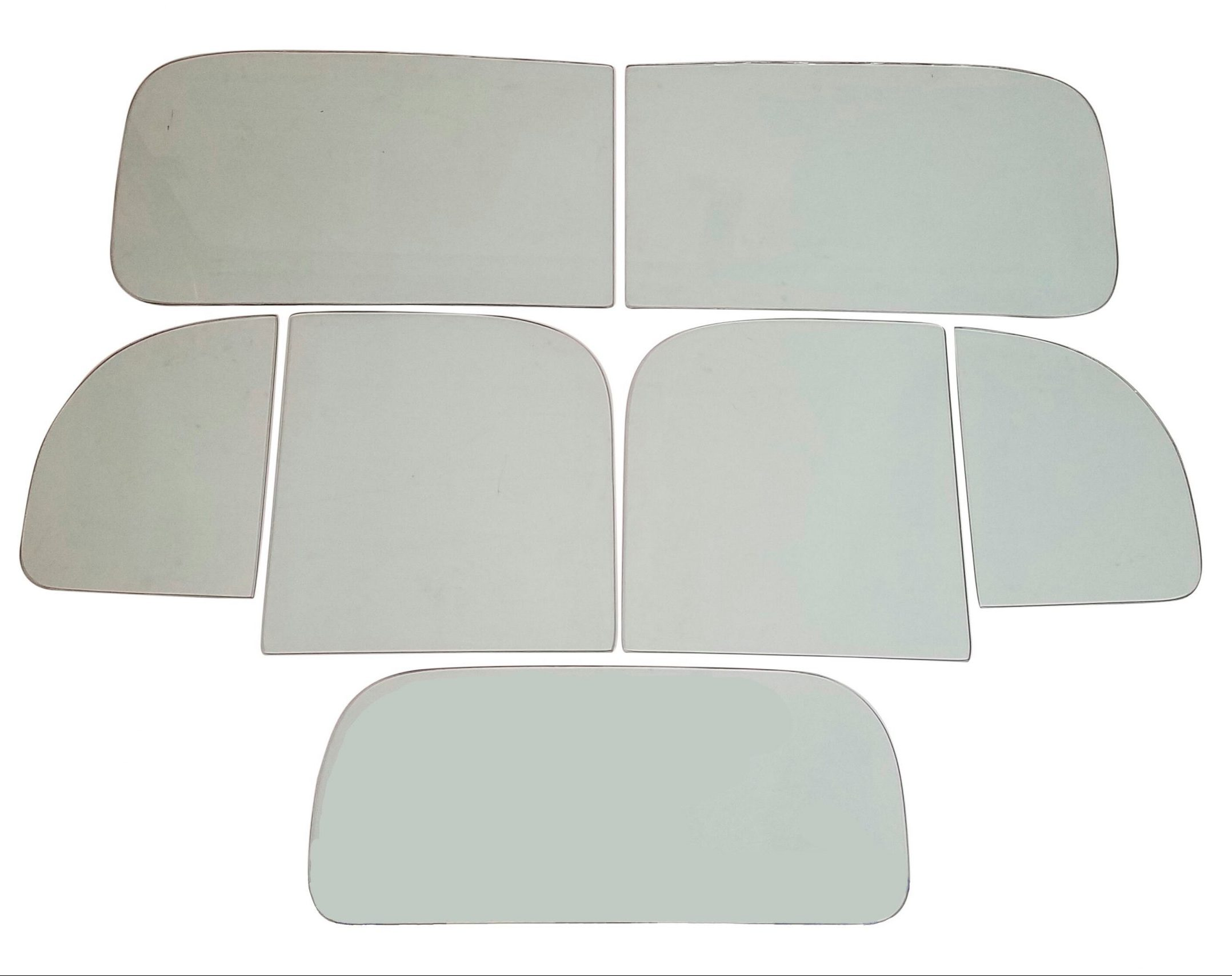 46 47 vented Window Glass Complete