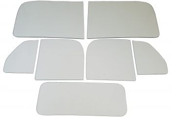 48-53 Vented Window Truck Glass Package