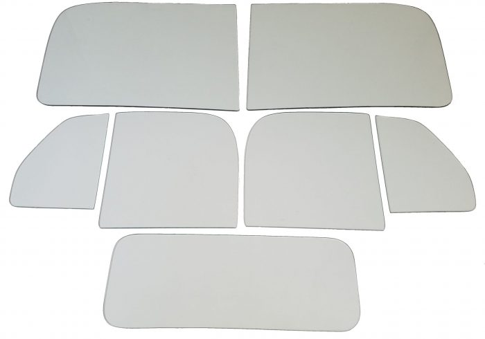 48-53 Dodge Truck Vented Window Glass