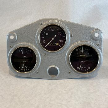 1935-36 Dodge Truck Speedometer And Gauge Cluster