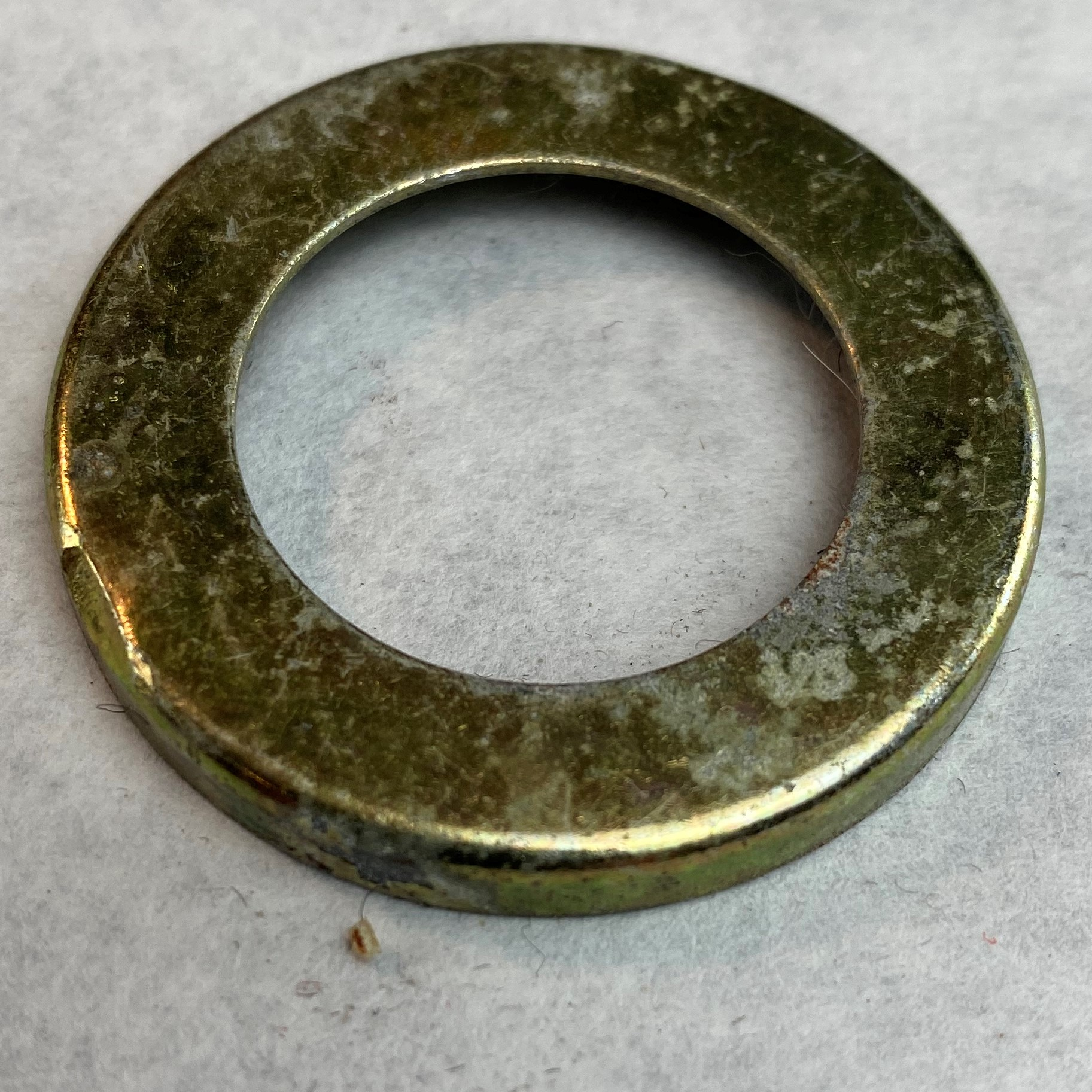 Anchor Bolt Oil Washer  Retainer – 1 And 1.5 Ton