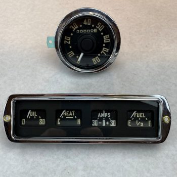 1954-55 Dodge Truck Speedometer And Gauge Cluster