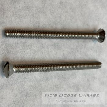39-47 Cowl Light Retainer Screws – Set Of 2