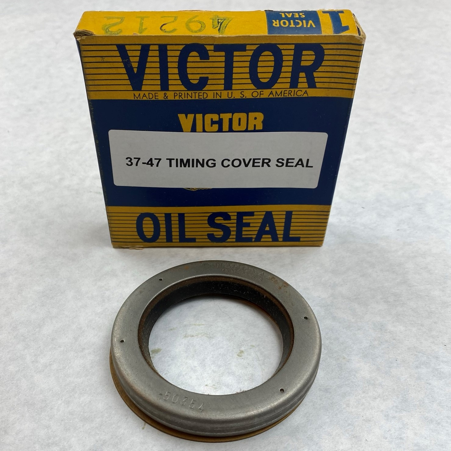 37-47 TIMING COVER SHAFT SEAL